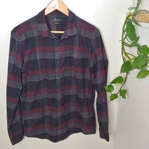 Marc Anthony Slim Fit Flannel